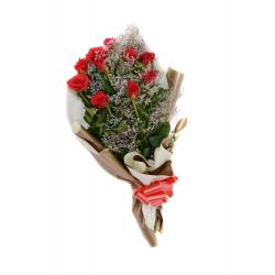 """Bouquet de fleurs """"Velour"""""""