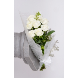 """Bouquet de fleurs """"Bianca"""""""